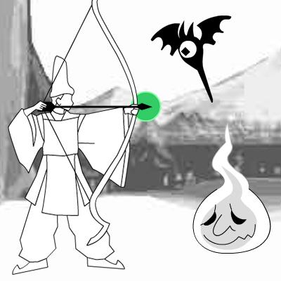 退魔の矢 弐の巻