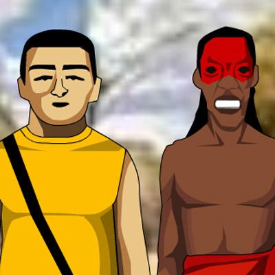 ザ・部族~日本の友達~