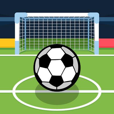 サッカーシュート