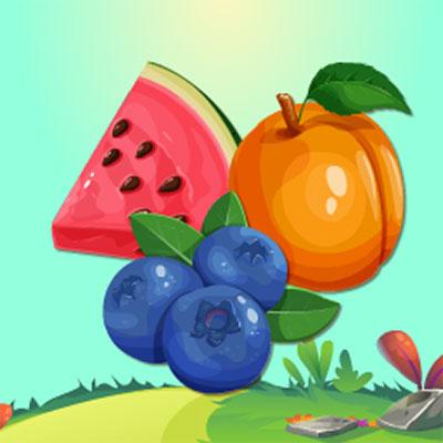 つなげてフルーツパズル