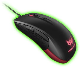 ゲーミングマウス PMW510