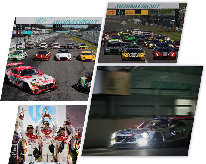 The 48th SUMMER ENDURANCE 2019 BH AUCTION SMBC SUZUKA 10 HOURS
