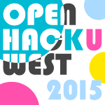Open Hack U West 2015の画像