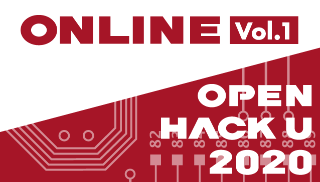 Open Hack U 2020 Online Vol.1