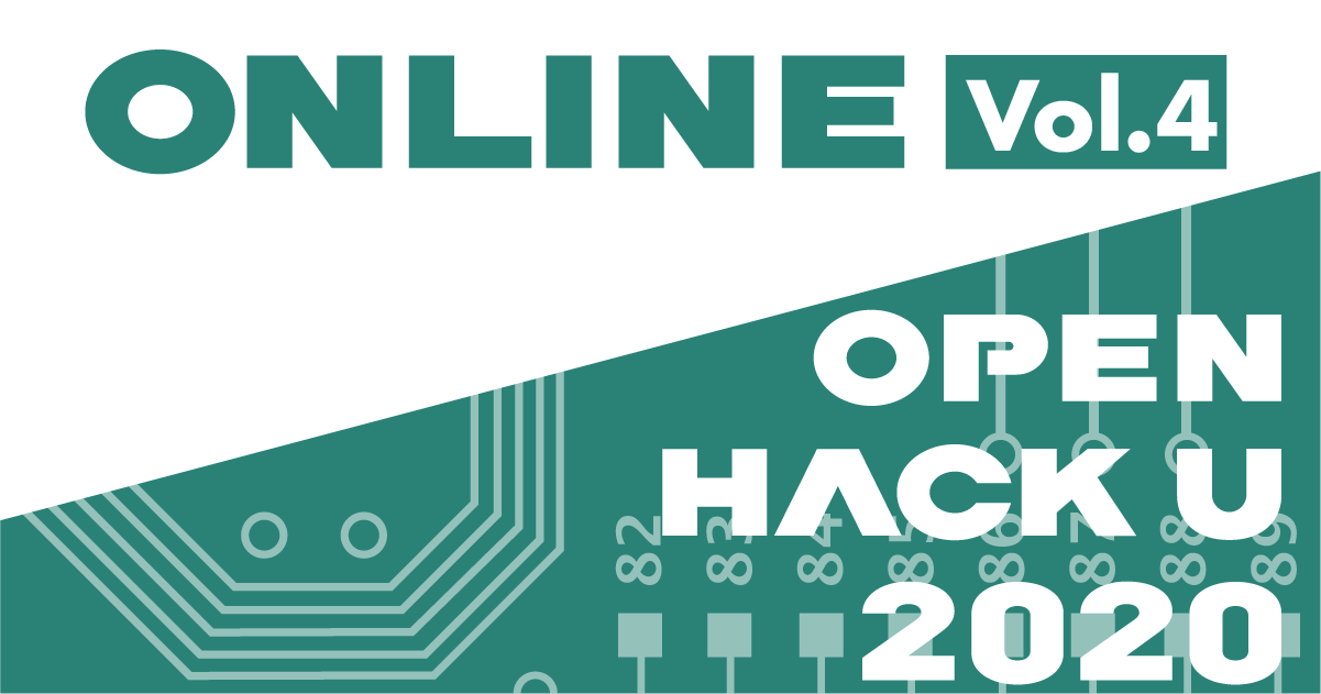 Open Hack U 2020 Online Vol.4