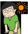 熱中症危険度チェック