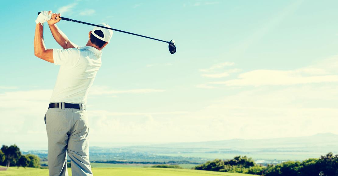 プレー中のもしもに備える ゴルフプラン 月額430円から
