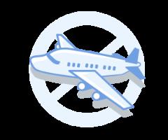 フライトが遅延・欠航した時に保険金がもらえる!