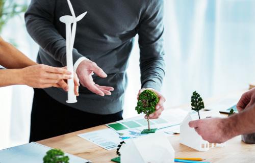 環境コンサルタント