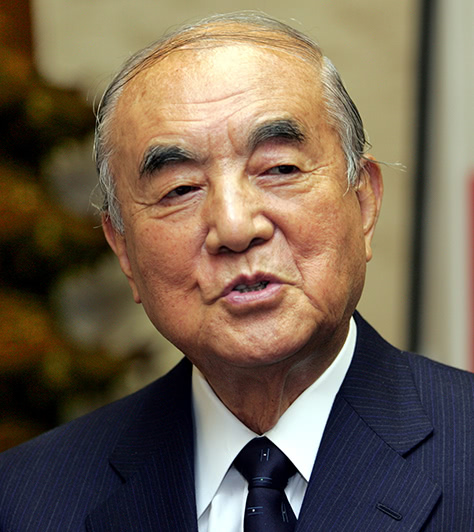 中曽根康弘元首相