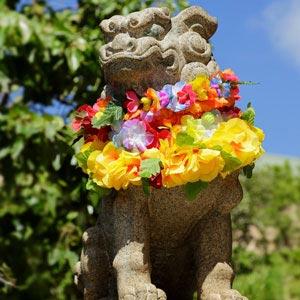 御朱印ガール、海を渡る──ハワイに「出雲大社」