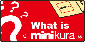 minikuraとは