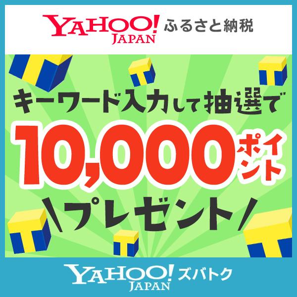 Yahoo!ふるさと納税リニューアルキャンペーン