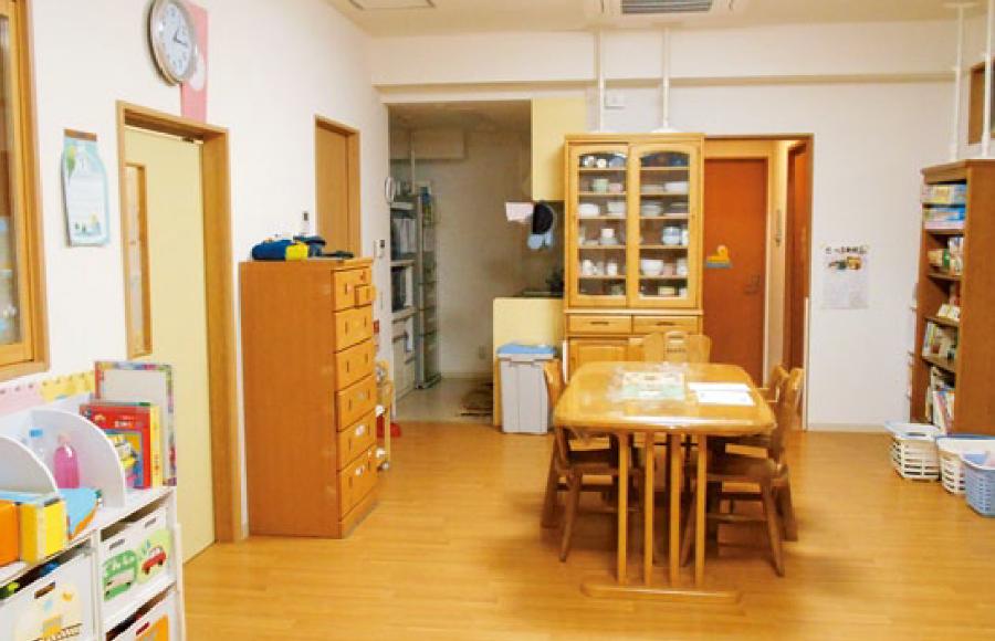『社会福祉法人 福音寮』施設内の様子