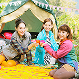 テントを使わず寝袋だけで野宿する人もいますか?