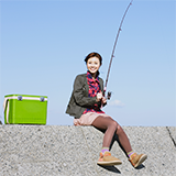 アジュール舞子の大サバは投げサビキやカゴ釣りでも釣れますか? 太刀魚仕掛けの方が良いのでしょうか?