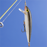 アジの泳がせ釣りでオススメのフックを教えてください