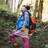 榛名山の近くの水沢山は難易度はどれくらいですか? 登山口から1時間で頂上まで行けるのは早い方なのでしょうか?