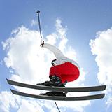 スキーでのギルランデってなんですか? スキー教程で横滑りとギルランデという項目があり、ギルランデが良くわかりません。 解説?(指導の要点)には、 「ギルランデには、「プルーク」「シュテム」「パラレル」など技...