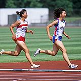 持久走の記録についてです。  2000mでタイムが10分38秒でした。 早い方ですか?遅い方ですか?それとも普通ですか?