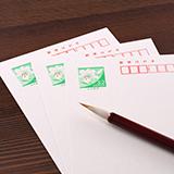 手紙について・・・ 手紙1枚しか書いてないのに2枚目は何も書かずに送ってくる事が あるのですが、これはなんですか?1枚かかいてなかったら 1枚でいいのに何故でしょうか?