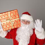 サンタクロースの存在を何歳の頃まで信じていましたか?