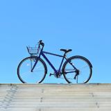 なぜロードバイクは長距離走っても疲れないのですか?