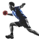 高校生のハンドボールの試合で交代とかはどのくらいの頻度でされるんでしょうか?
