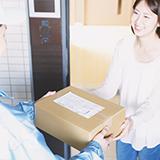 近くのポストに封筒を投函したとき、何日くらいで相手の方に届くのですか?