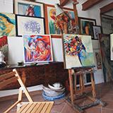【画廊】水彩画VS油絵 油絵の圧勝はなぜ? さっきヤフオクを見てきましたが、  油絵の入札件数はどの作品もかなり多いのに、  水彩は1件だけの入札しかありませんでした。  この差はなんでしょうか? ...