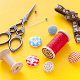 洋裁が趣味の方に質問です。 完成品を着て楽しむために作っていますか?それとも作ることそのものが楽しみですか? また、一連の工程の中で1番好きなのはどこですか?