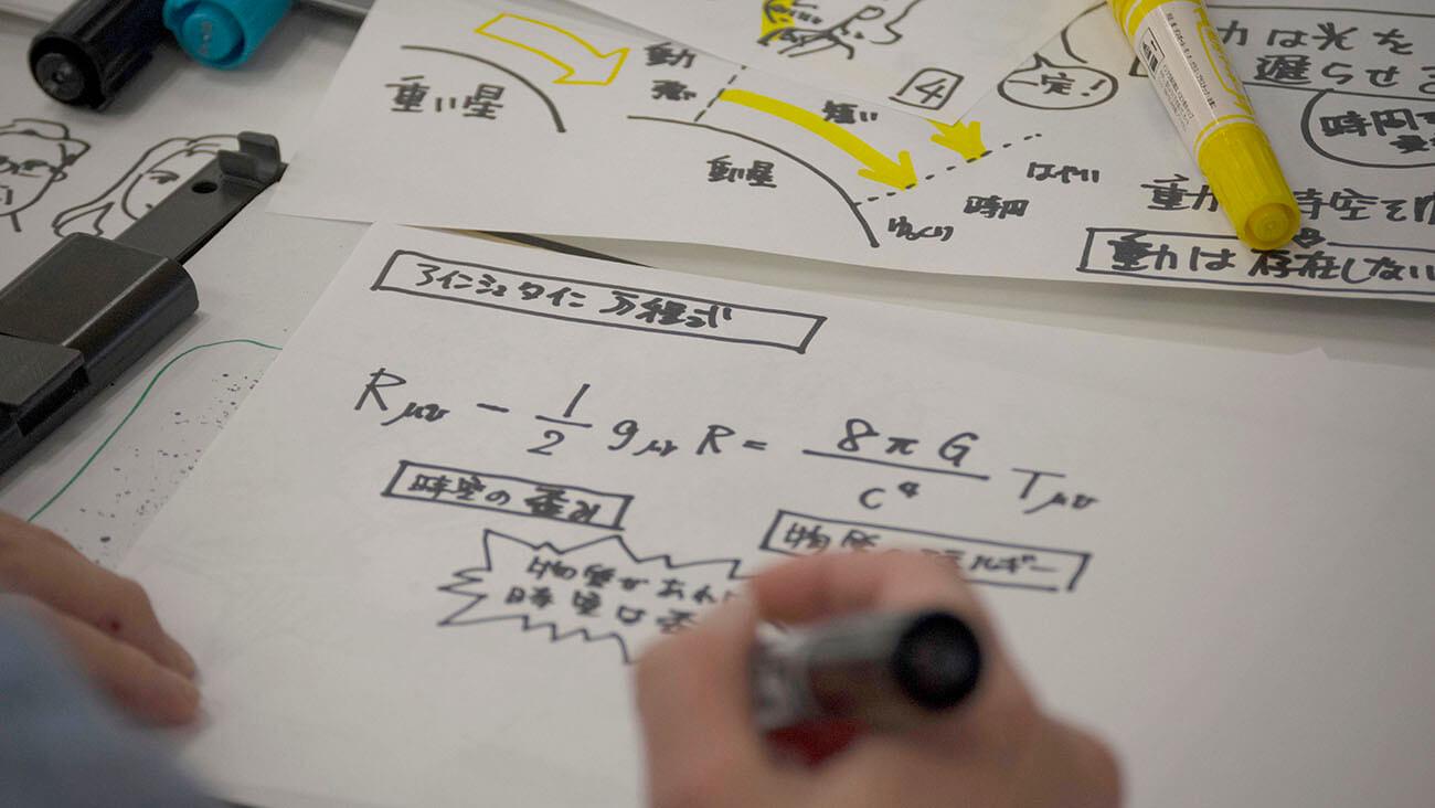 SF映画『インターステラー』で学ぶ相対性理論超入門3