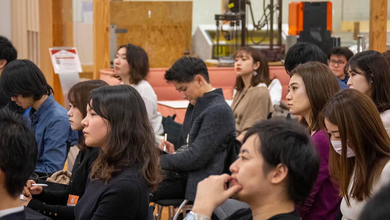 若手女性起業家から学ぶスタートアップ2