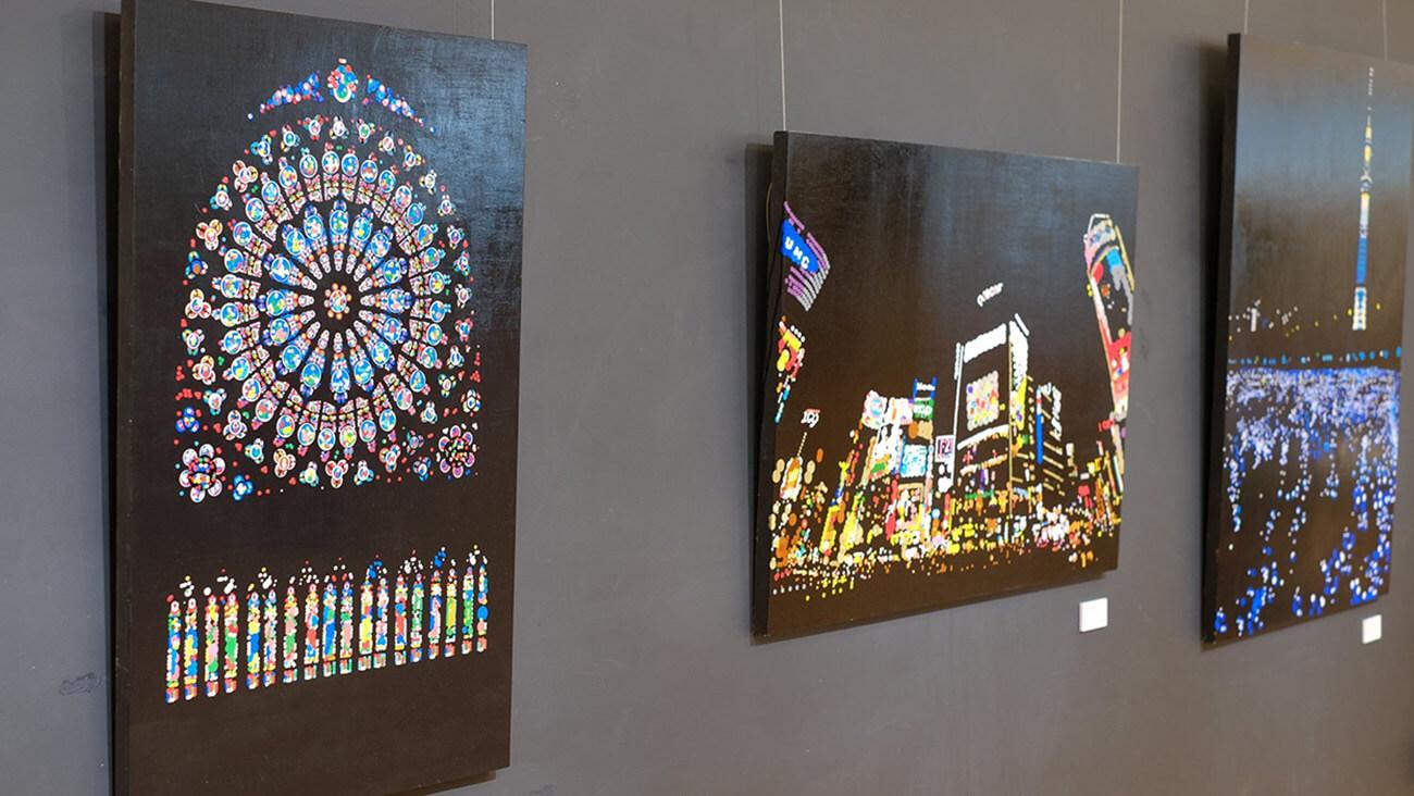アートへの感動を可視化する実験展3
