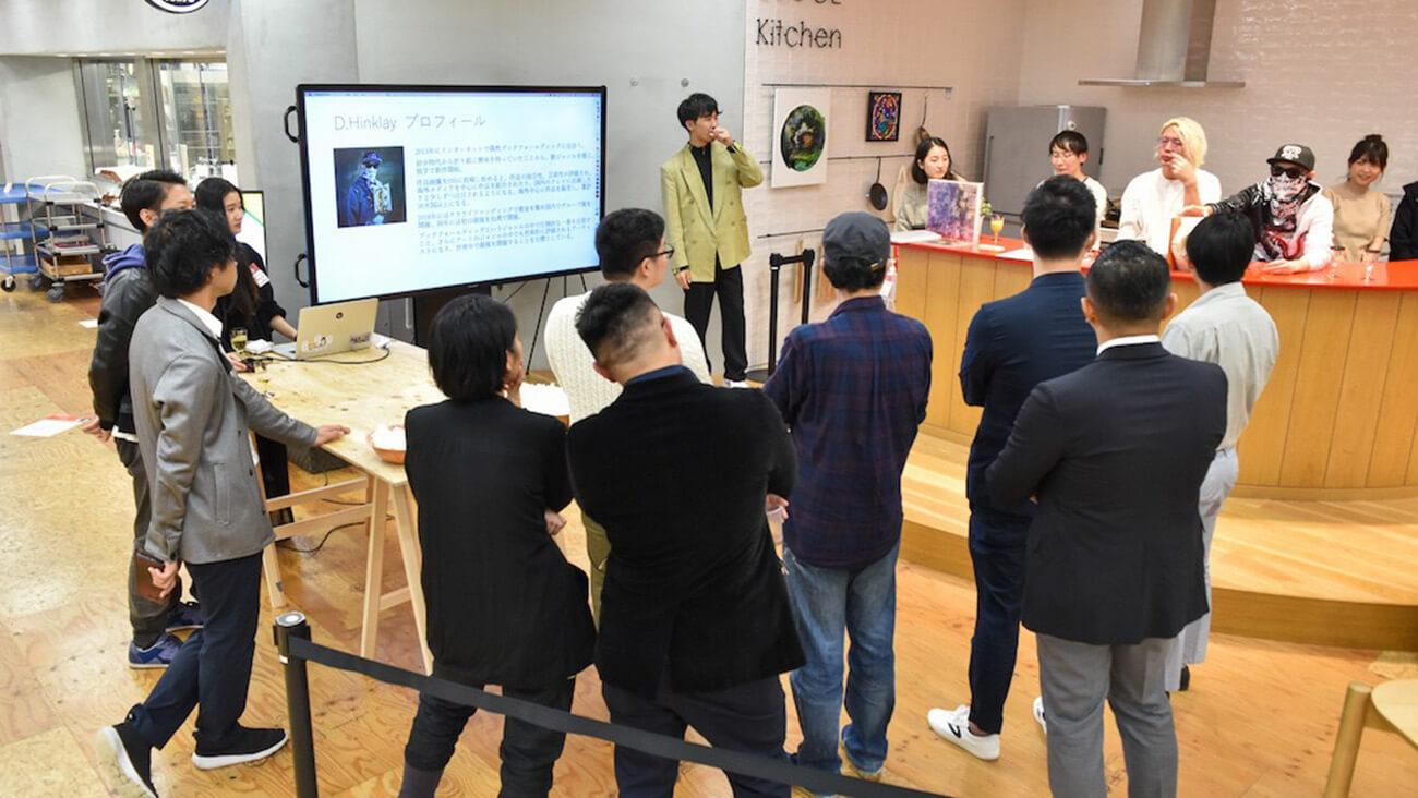 アートへの感動を可視化する実験展4