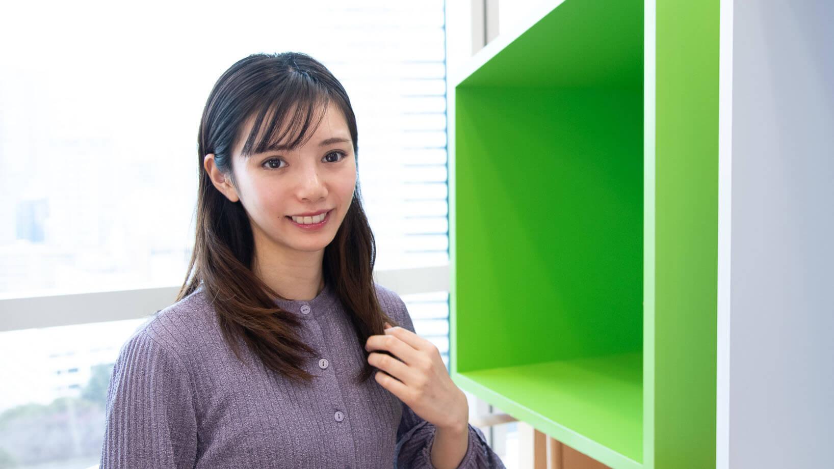 株式会社Meily 川井 優恵乃さん