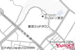 シンプル図式の地図