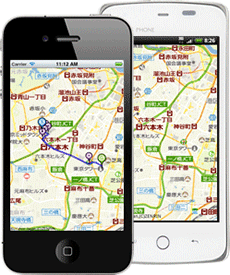 Yahoo! iOSマップSDK Yahoo! AndroidマップSDK