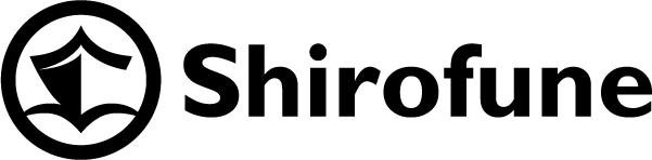 Shirofune ロゴ