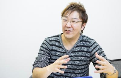 株式会社グッドラックスリーCMO/プロデューサー 前山 広行 氏
