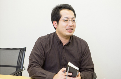 株式会社グッドラックスリー マーケティング担当 石井 宏明 氏