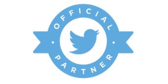 Twitter公式パートナーバッジ