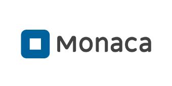 Monacaロゴマーク