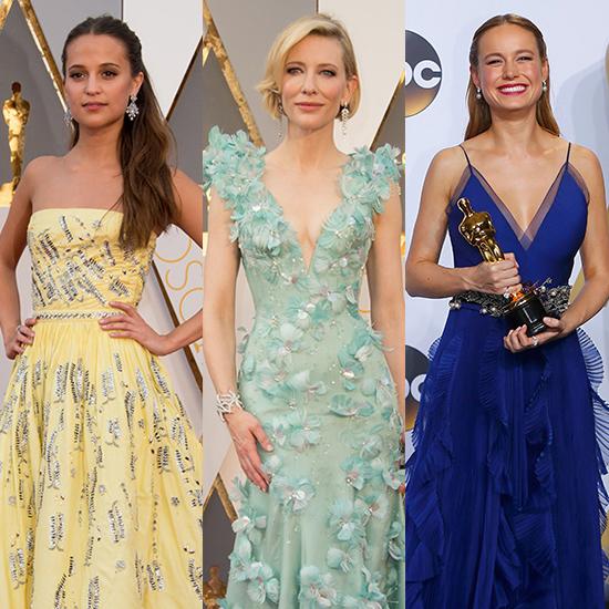 今年の流行は?アカデミー賞でみせた豪華絢爛なセレブたちのドレス