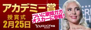 Yahoo!映画 第91回アカデミー賞2019特集
