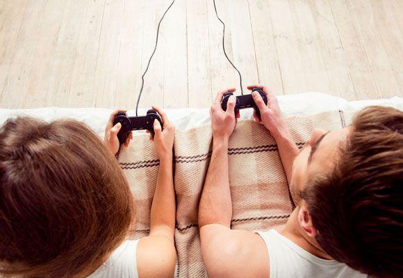 好きなゲームの趣味がほとんど一致していてすぐに意気投合しました