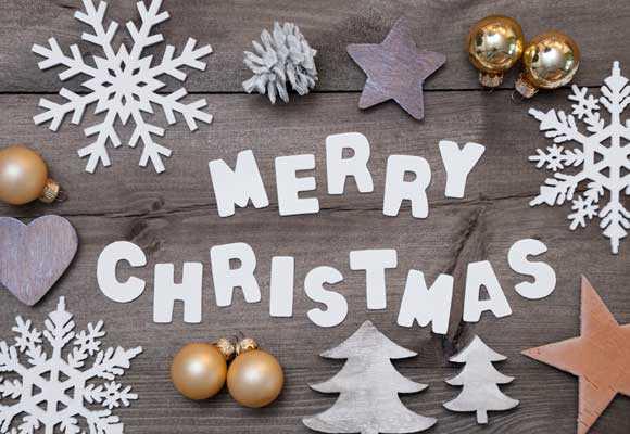 最高のクリスマス、そして2017年になりました
