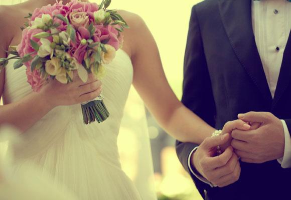 この度、結婚が決まりました