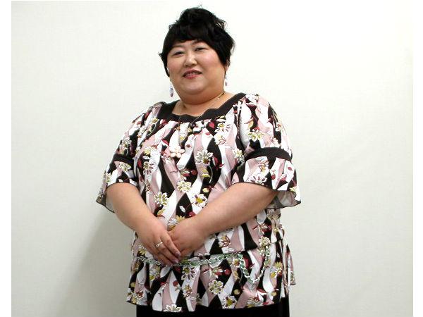 羽林由鶴~体重103kgの太め女性恋愛応援カウンセラー~