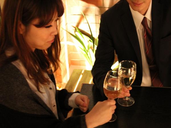 デートに誘う口実にはもってこい! 『街バル』に行こうよ! とさりげなくデートに誘えちゃう!
